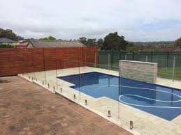 sydwest fencing glass pool fencing engadine we install all over