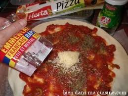bien dans ma cuisine une pizza quot maison quot en 2 minutes chrono bien dans ma