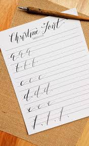 strathmore writing paper 216 best calligraphy images on pinterest calligraphy dips and modern calligraphy practice worksheets lowercase letters calligraphy practice with sample letters a through z christine style