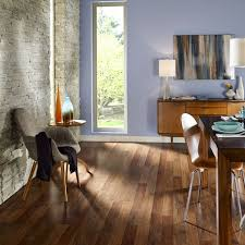 light blue laminate flooring this burmese rosewood floor pairs great with the light blue walls