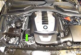 bmw e60 5 series oil change 2003 2010 pelican parts technical