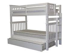 Belle Vintage Twin Bunk Bed Vintage Twins Bunk Bed And Bedrooms - Vintage bunk beds
