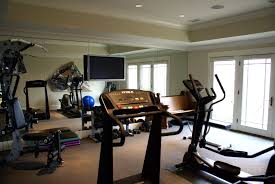 apartment gym room design ideas for men with attractive and
