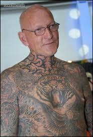 Old Man Tattoo Meme - taturday 74 really old people with tattoos smosh