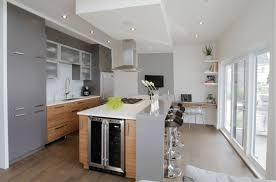 comptoir de cuisine quartz blanc cuisine