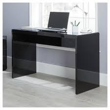 Tesco Computer Desks with Buy Viva High Gloss Office Desk Black From Our Office Desks