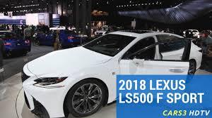 lexus hoverboard footage 2018 lexus ls500 f sport youtube