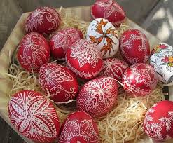 wax easter egg decorating easter archives russian foods