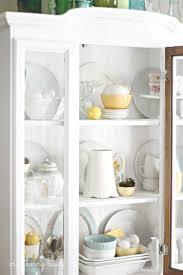 Kitchen Hutch Decorating Ideas 158 Best Hutches Plate Racks U0026 Shelving Images On Pinterest