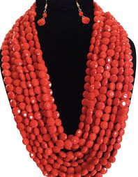 red coral bead necklace images Victorian red branch coral bead necklace st john and myers antique jpg