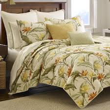vintage hawaiian bedding u2014 derektime design elegant tropical