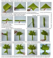 Serviette En Papier Fleur by Pliage De Serviettes De Table En Papier Pliage De Papier Origami