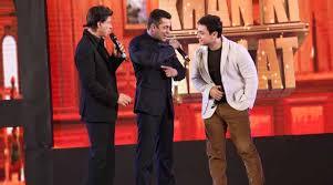 Aamir Khan Home Salman Khan To Show U0027bajrangi Bhaijaan U0027 To Shah Rukh Khan Aamir
