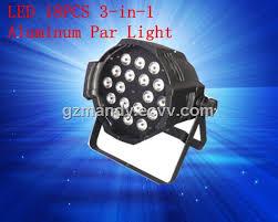 stage light sale led 18 bulbs 8w 3in1 par light dj light led
