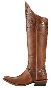 ariat s boots uk ariat chaparral brilliant buff boots snip toe country