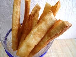 cuisiner manioc frites de manioc