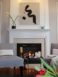 Furniture For Small Living Rooms by 15 Ideas For Decorating Your Mantel Year Round Hgtv U0027s Decorating