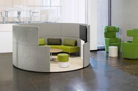 parcs toguna circle pods enclosed spaces from bene architonic