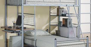 Loft Bed With Futon And Desk Bunk Beds Bunk Bed On Top Desk On Bottom Lovely Futon Bunk Bed W