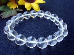 crystal quartz bracelet images 10mm clear quartz bracelet clear crystal bracelet natural jpg