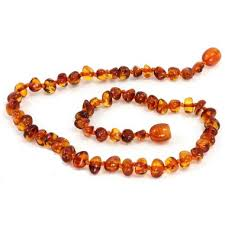 amber necklace images Buy momma goose amber teething necklace at well ca free shipping jpeg