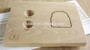 cutting board plates wooden bread cutting board wooden dessert plate with egg holder