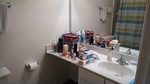 Messy Bathroom Sneak Peak Of The New Place U2014 Saving Money In Your Twenties
