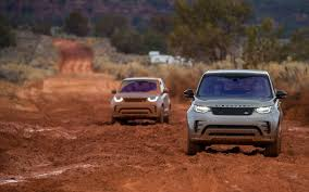 land rover brown test drive of the new upscale land rover discovery suv insidehook