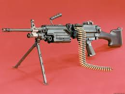 saw tactical lmg i want pinterest guns weapons and survival