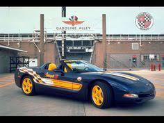 1998 corvette pace car for sale 2004 chevrolet corvette convertible indianapolis 500 pace car