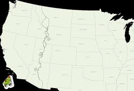 Colorado On The Us Map by The Great Western Trail Expedition Utah