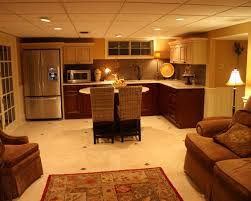 basement kitchen ideas small web rattan bar stools door refrigerator small basement