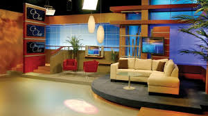 this is a neat layout too ahtv tv set pinterest set design