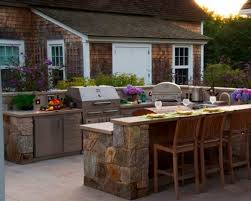 outdoor kitchen idea 50 eclectic outdoor kitchen ideas ultimate home ideas
