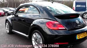 black volkswagen bug 2013 volkswagen beetle fender edition 2l deep black metallic