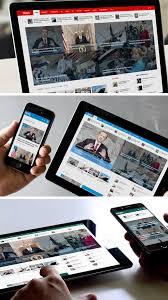 news template for magazine portal u0026 news website gavickpro