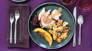15 thanksgiving menus sunset
