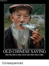Chinese Man Meme - hahastopcom old chinese saying man who fish in other man s well