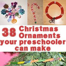 crafts for preschoolers ornament ornament