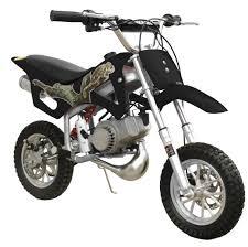 gas gas motocross bikes 49cc 50cc black 2 stroke gas motorized mini dirt pit bike