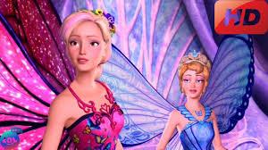 barbie mariposa butterfly fairy friends disney movies