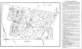 Lexington Ky Map Descendants Of John H