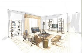How To Interior Design Your Home Interior Design Plan Drawings Interior Design