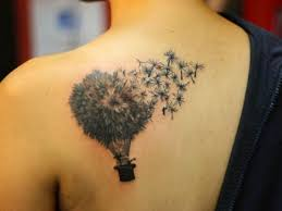what does a dandelion tattoo mean onehowto
