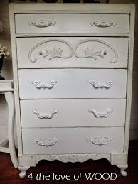 4 the love of wood misfit handles shabby chic chest of drawers