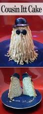addams family halloween decorations cousin itt cake butter cakes butter and coffee