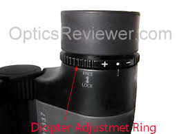Legal Blindness Diopter Auto Focus Binocular
