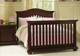Baby Caché Heritage Lifetime Convertible Crib Heritage Size Conversion Kit Bed Rails In Cherry By Baby Cache