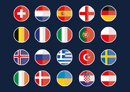 Country Flag Images Country Flag Stickers Vector Image 1383854 Stockunlimited