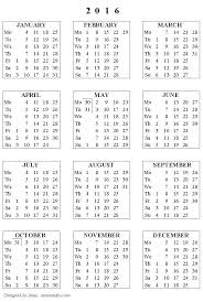 printable yearly planner 2016 australia 48 best calendar images on pinterest free printables printable